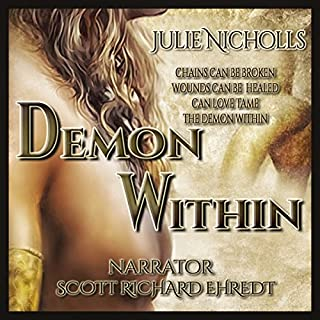 Demon Within: A Story of Angels & Fallen Angels cover art