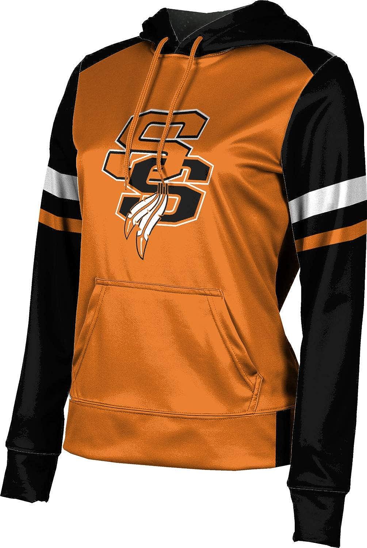 ProSphere Seminole High School Girls' Pullover Hoodie, School Spirit Sweatshirt (Old School)