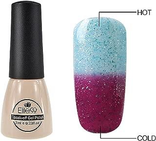 Elite99 Thermal Temperature Color Changing Gel Polish Soak Off UV LED Nail Polish Manicure Nail Art 7ml - 5728