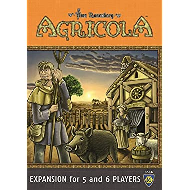 Asmodee Agricola: Expansion for 5 & 6 Players Board Game
