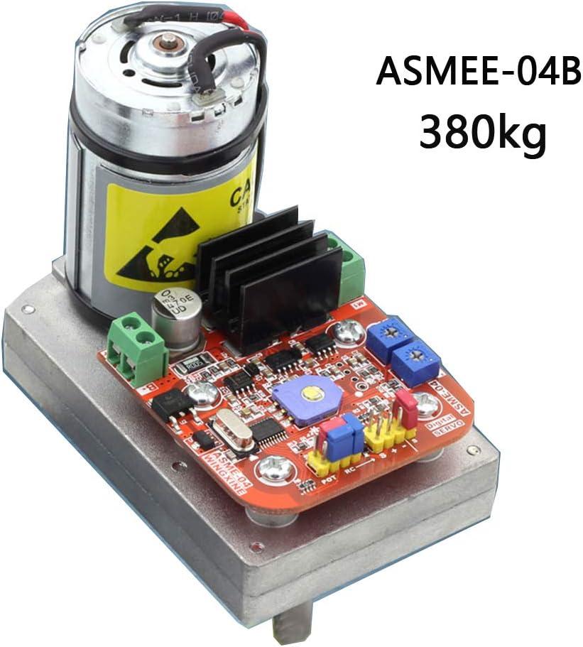 ASME-04B Our shop most popular Robot Servo High Power Large-scale sale high servo Torque 12V~24 Support