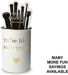 Best pretty makeup brush holder Reviews