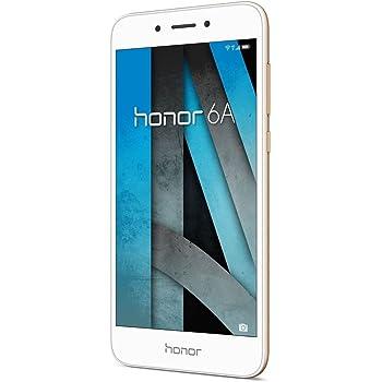 Honor 6A x LTE Dual SIM Smartphone (12,7 cm (5 pulgadas) Carcasa ...