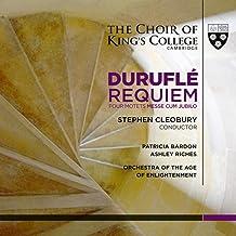 Duruflé: Requiem, Four Motets, Messe Cum Jubilo