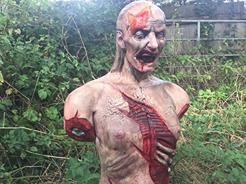 3D Zombie Archery Target! Splattered in Blood! Superb to Shoot!