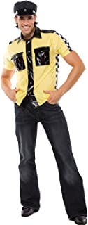 Coquette Men's Taxi Guy Taxi Costumes For Men