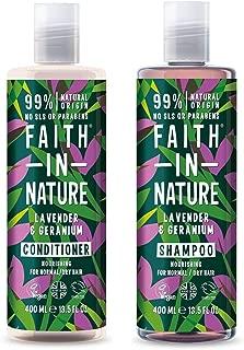 faith in nature lavender conditioner