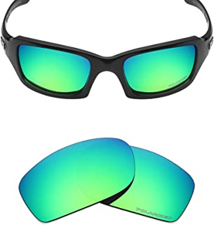 Mryok Replacement Lenses for Oakley Fives Squared - Options