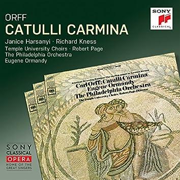 Orff: Catulli Carmina ((Remastered))