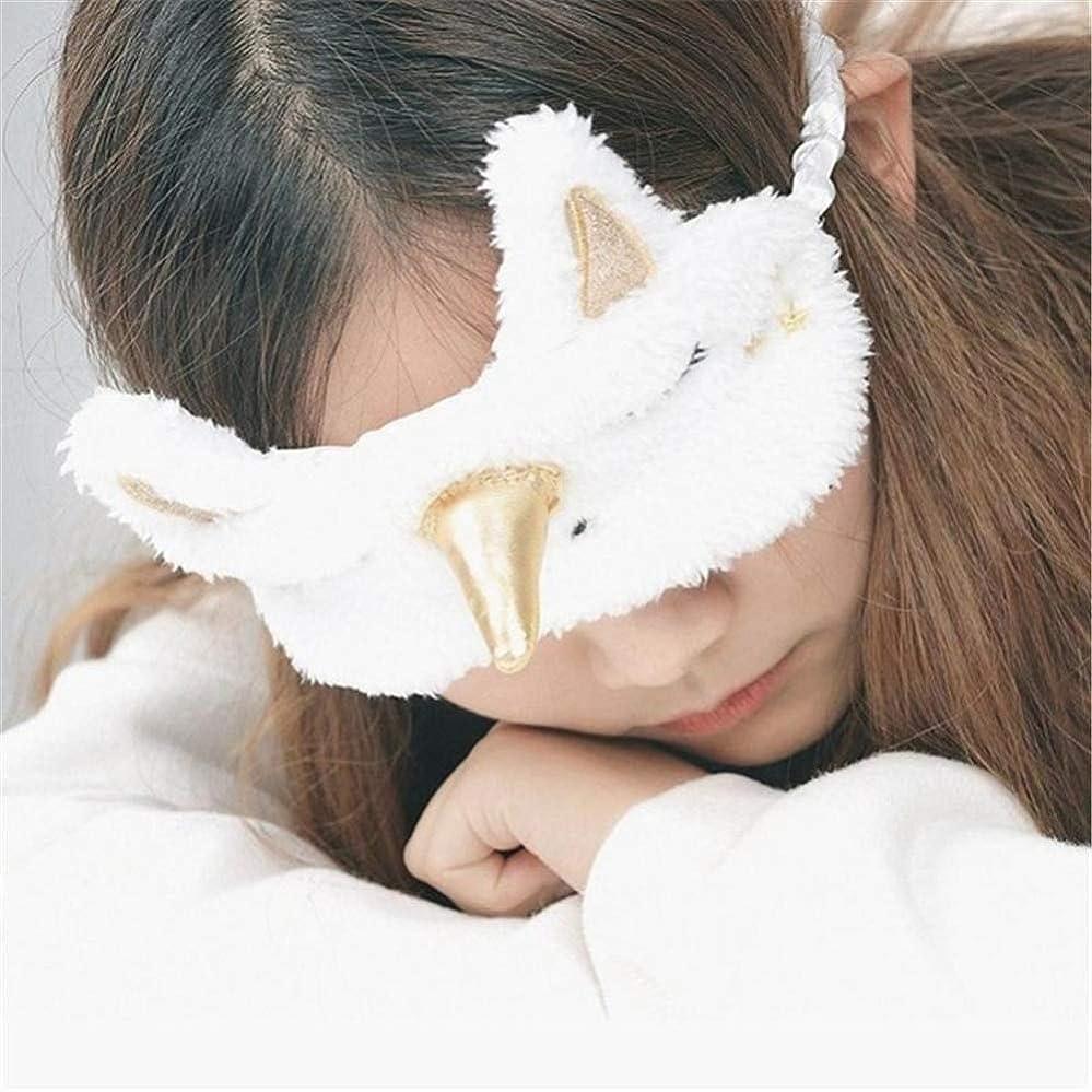 起こる頻繁に名声注意かわいいスリーピングアイカバー漫画目隠し目マスクシャドーカバーガールキッド旅行睡眠ヘルスケアツール眼鏡