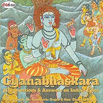 Gyanabhaskara (1111 Questions & Answers on Indian Epics)