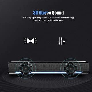 IVON Smart Speaker Bluetooth Sound bar FM Portable Subwoofer Wireless Speakers Sound bar PC AUX Home Theatre Computer Speaker TV Etc