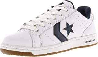 Converse Mens Karve Ox Leather Low Top Lace Up Fashion Sneakers