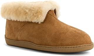 Men's Sheepskin Ankle Boot Slippers