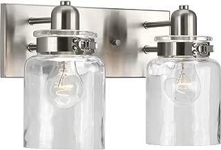 Best 2 bulb vanity light fixture Reviews