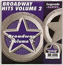 LEGENDS Karaoke CDG BROADWAY SHOWSONGS Vol.2 Show Tunes cd