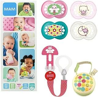 MAM Essential Soothing Set, juego de regalos para bebés de + ...