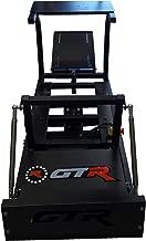 GTM Motion Simulator à la Kart Barebones Chassis (Black Frame)
