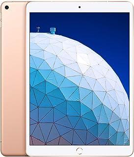 Apple iPadAir (10.5-inch, Wi-Fi + Cellular, 256GB) - Gold (3rd Generation)
