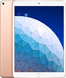 Apple iPad Air (10.5-inch, Wi-Fi + Cellular, 64GB) - Gold (Latest Model)