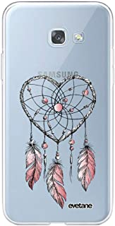 Case for 5.2 Inch Samsung Galaxy A5 2017, Heart Catcher