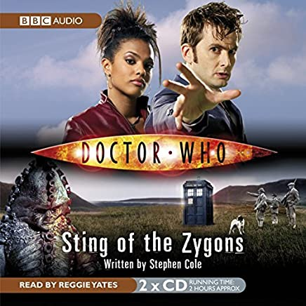 Doctor Who: Sting Of The Zygons (Dr Who) by Stephen Cole (2007-07-02)