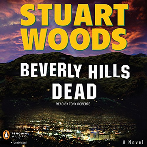 Beverly Hills Dead audiobook cover art
