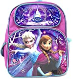 Disney Frozen Mini Toddler 12 Inches Backpack- Small 3-6yrs