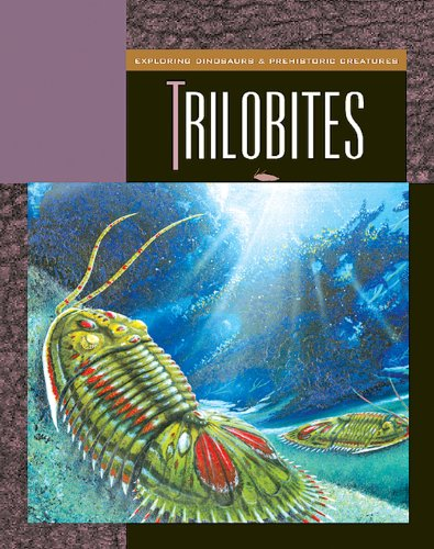 Trilobites (Exploring Dinosaurs and Prehistoric Creatures) (English Edition)
