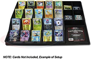 BCW 1-CST Card Sorting Tray for Sports - Gaming