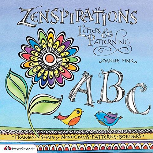 Zenspirations Letters & Patterning (English Edition)