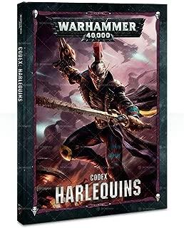 Codex Harlequins Warhammer 40,000 (HB)