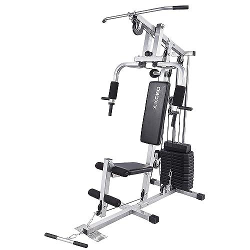 Kobo MHG-1002 Steel Multi Home Gym (Grey)