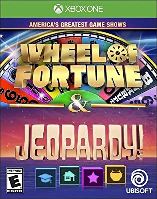 America's Greatest Game Shows: Wheel of Fortune & Jeopardy - Xbox One Standard Edition