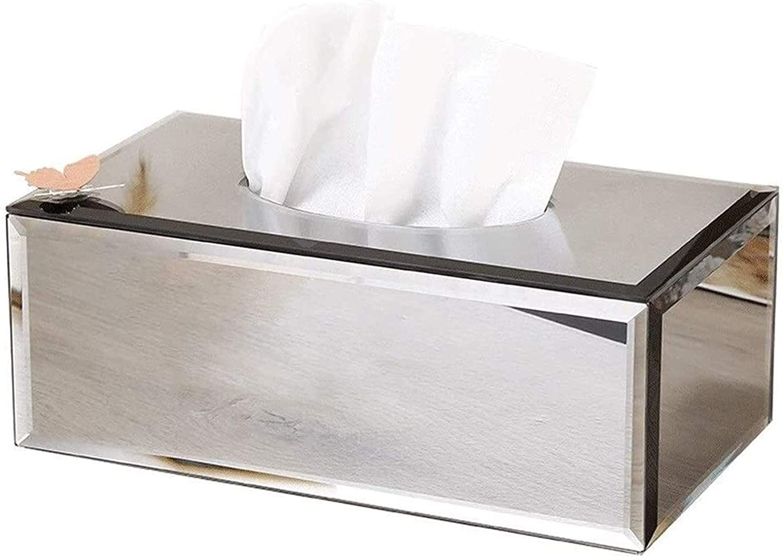 New York Mall Boston Mall WANGLX Creative Tissue Box Paper Holder Cover Towel