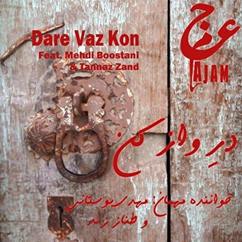 Ajam feat. Mehdi Boostani & Tannaz Zand