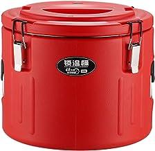Roestvrijstalen heetwaterdispenser voor warm en koud isolatievat, Thermoskan met grote capaciteit en kraan, Sluit de binne...