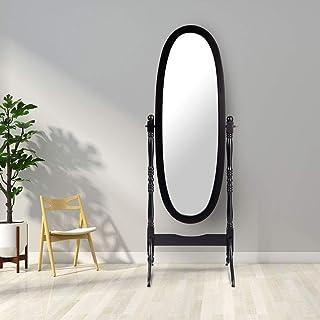 Amazon.com: Black - Floor & Full Length Mirrors / Mirrors: Home ...