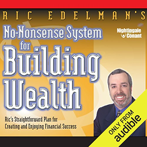No Nonsense System for Building Wealth audiobook cover art
