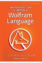 Una Introducción Elemental a Wolfram Language Paperback