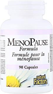 Natural Factors Menopause Formula 90 Capsules
