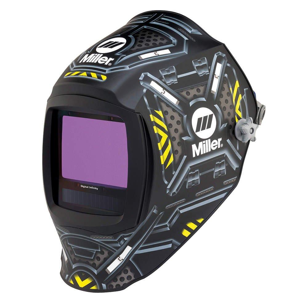 Auto Latest item Darkening shop Welding Helmet Black