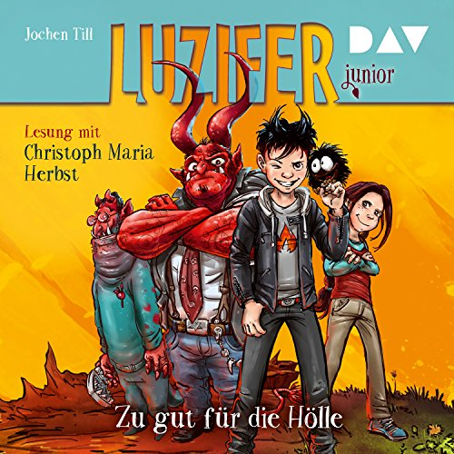Zu gut für die Hölle (Luzifer junior 1) audiobook cover art