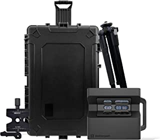 Matterport Professional Kit - Includes a Pro2 3D Camera, Aluminum 3-Section Tripod, Quick Release Clamp, and Portable Hard Case