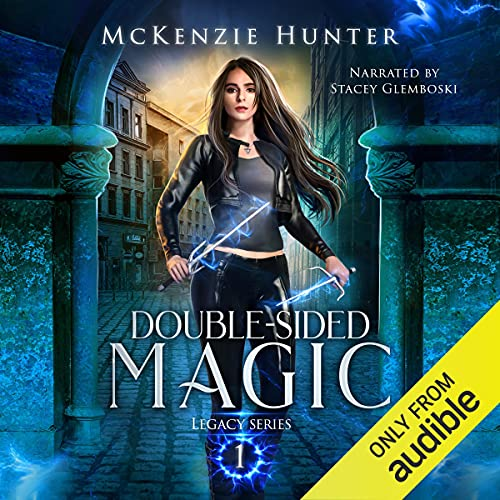 Double-Sided Magic Audiobook By McKenzie Hunter cover art