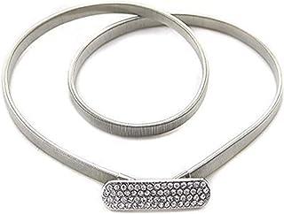 Bolerose Metallico Elastico Elasticizzato Catena Cintura