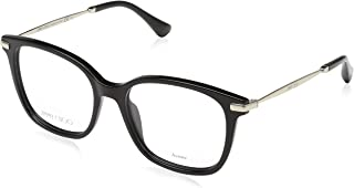 Jimmy Choo frame (JC-195 807) Acetate Black - Silver