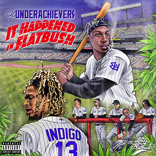 The Underachievers It Happened in Flatbush Print Poster