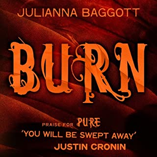 Burn     Pure Trilogy, Book 3              By:                                                                                                                                 Julianna Baggott                               Narrated by:                                                                                                                                 Khristine Hvam,                                                                                        Kevin T. Collins,                                                                                        Casey Holloway,                   and others                 Length: 13 hrs and 19 mins     25 ratings     Overall 4.0