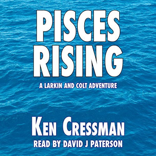 Pisces Rising audiobook cover art